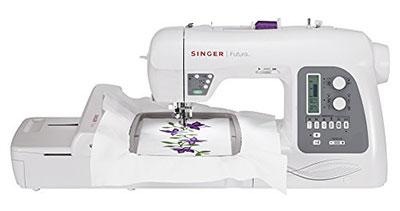 SINGER Futura XL-550 review