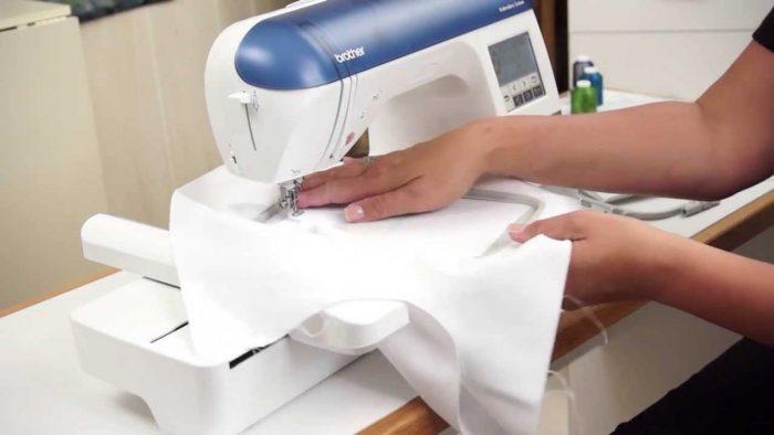 home embroidery machine