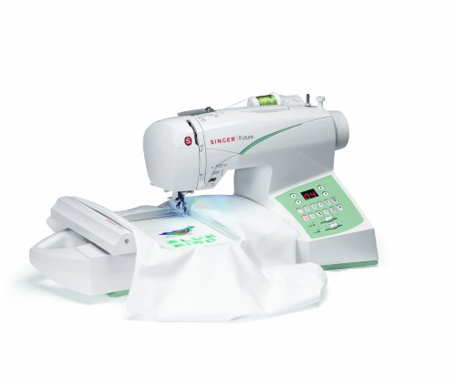 Singer sewing and embroidery machine: Another high-tech product from Singer worth buying