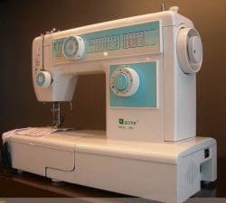 Buying a Sewing Machine