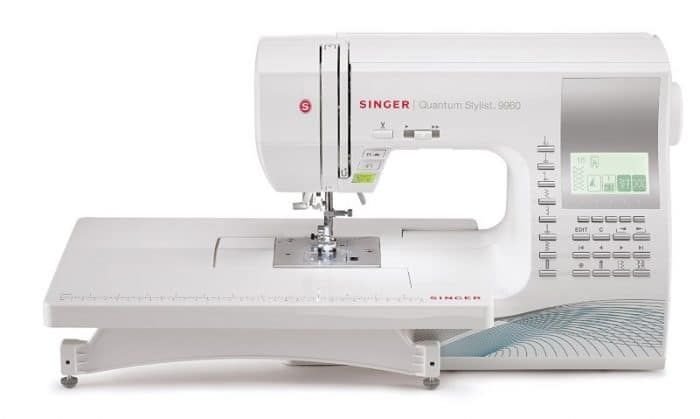 SINGER 9960: best sewing machine for beginners