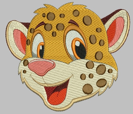 embroidery digitizing: different types of designs