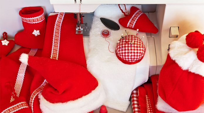 Merry Christmas - A Few Great Sewing Gift Ideas for Christmas