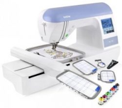 Embroidery business; using the right machinery is important for success