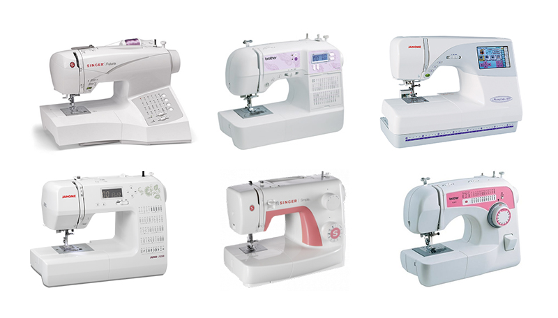 Top 10 Best Embroidery Machines Review (Jan. 2018)