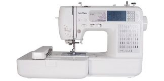 Brother SE400 Review (Embroidery & Sewing Machine)