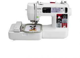 Brother PE540D Embroidery Machine Review