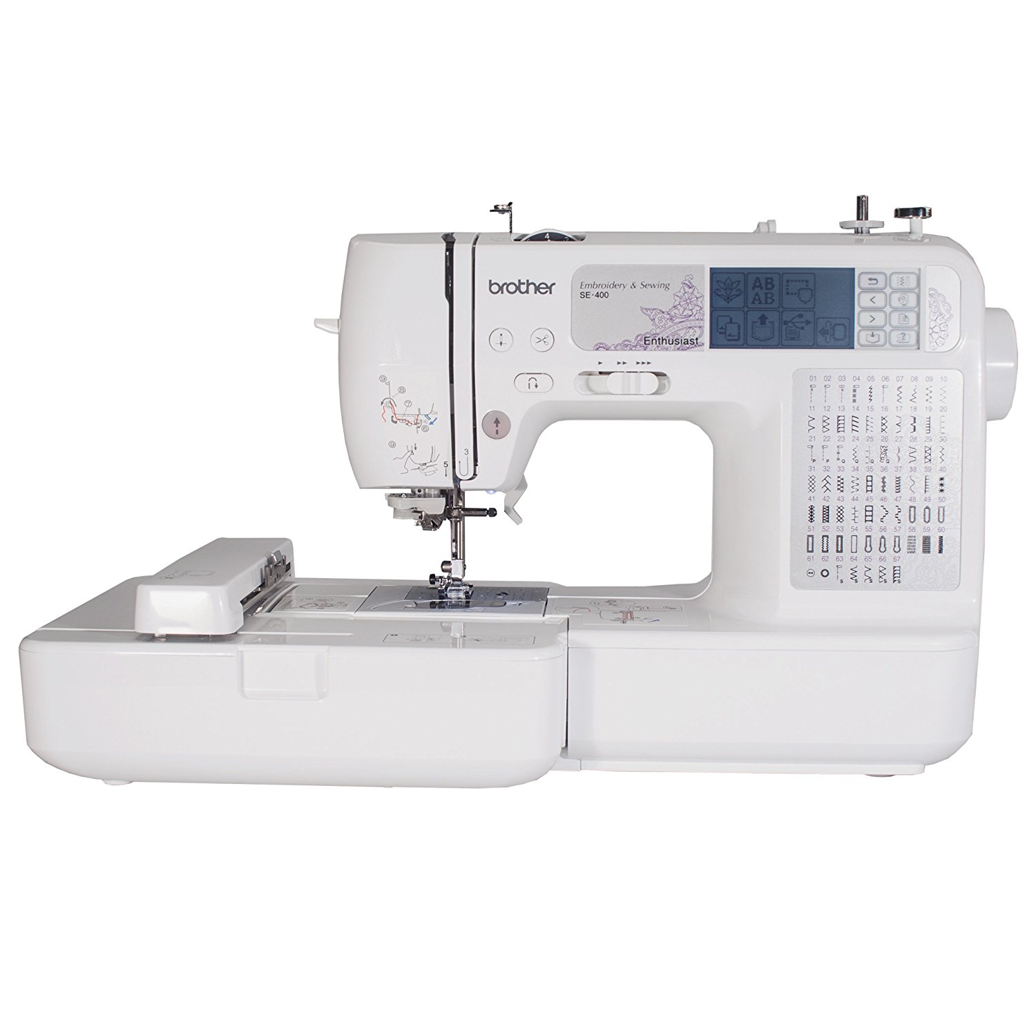 Best Brother Sewing & Embroidery Machine Review: The best combo machine from Brother you can buy