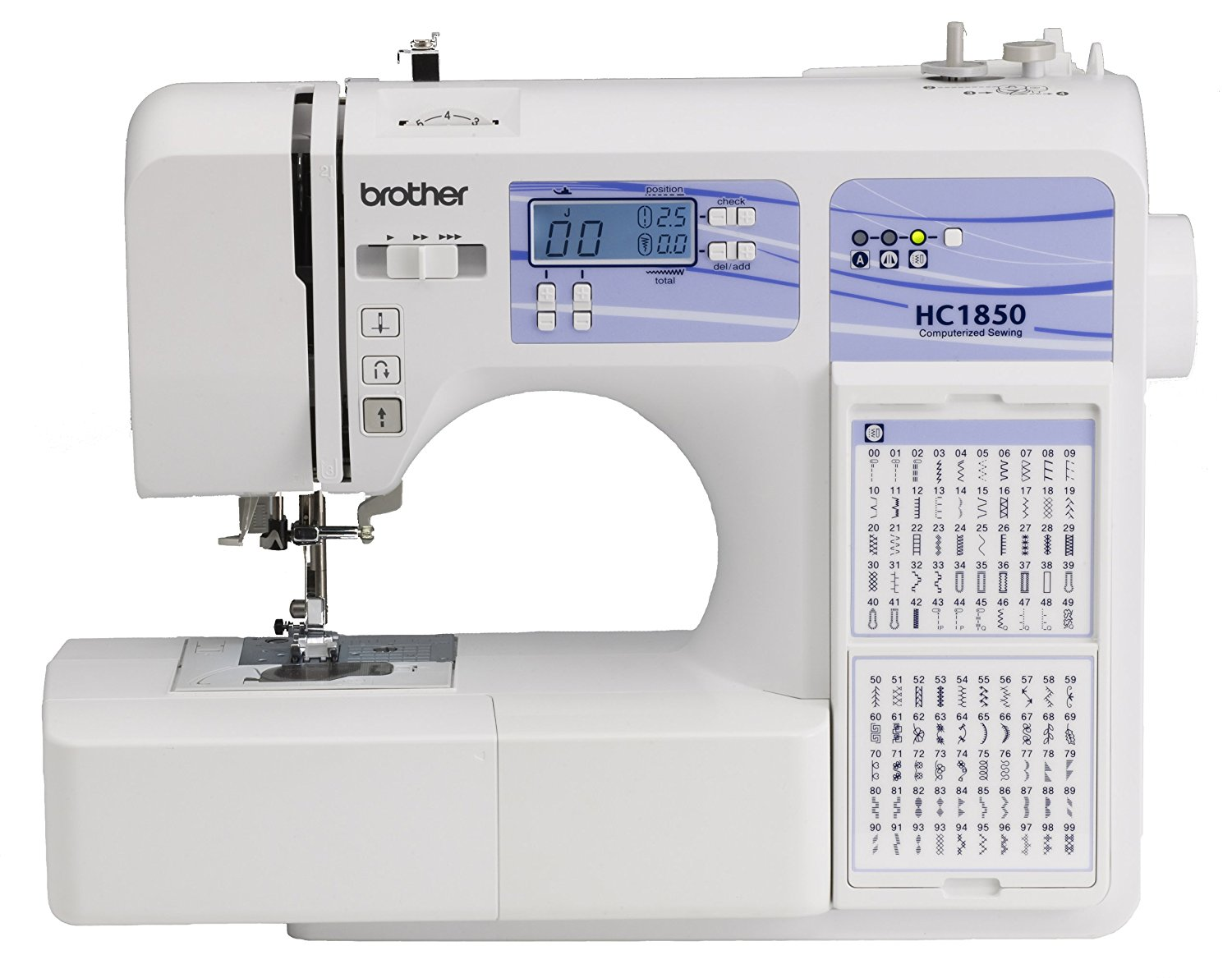 Best Brother Sewing & Embroidery Machine Review: Are you a quilter? You already know what Brother has for you!