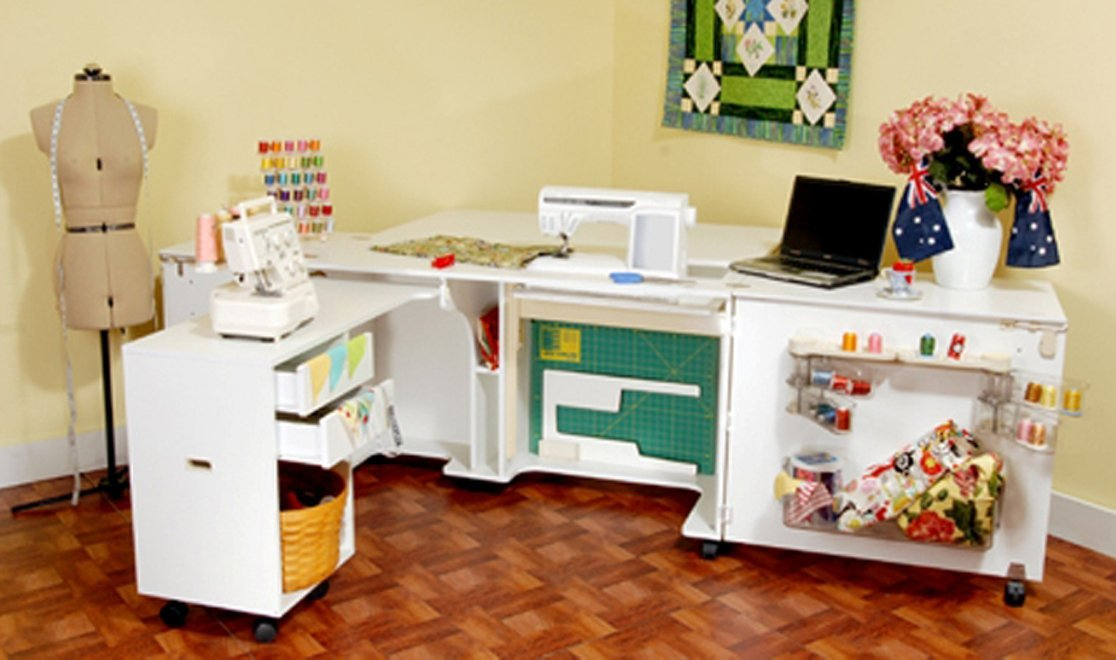 Best sewing table: Another choice worth making for convenient sewing