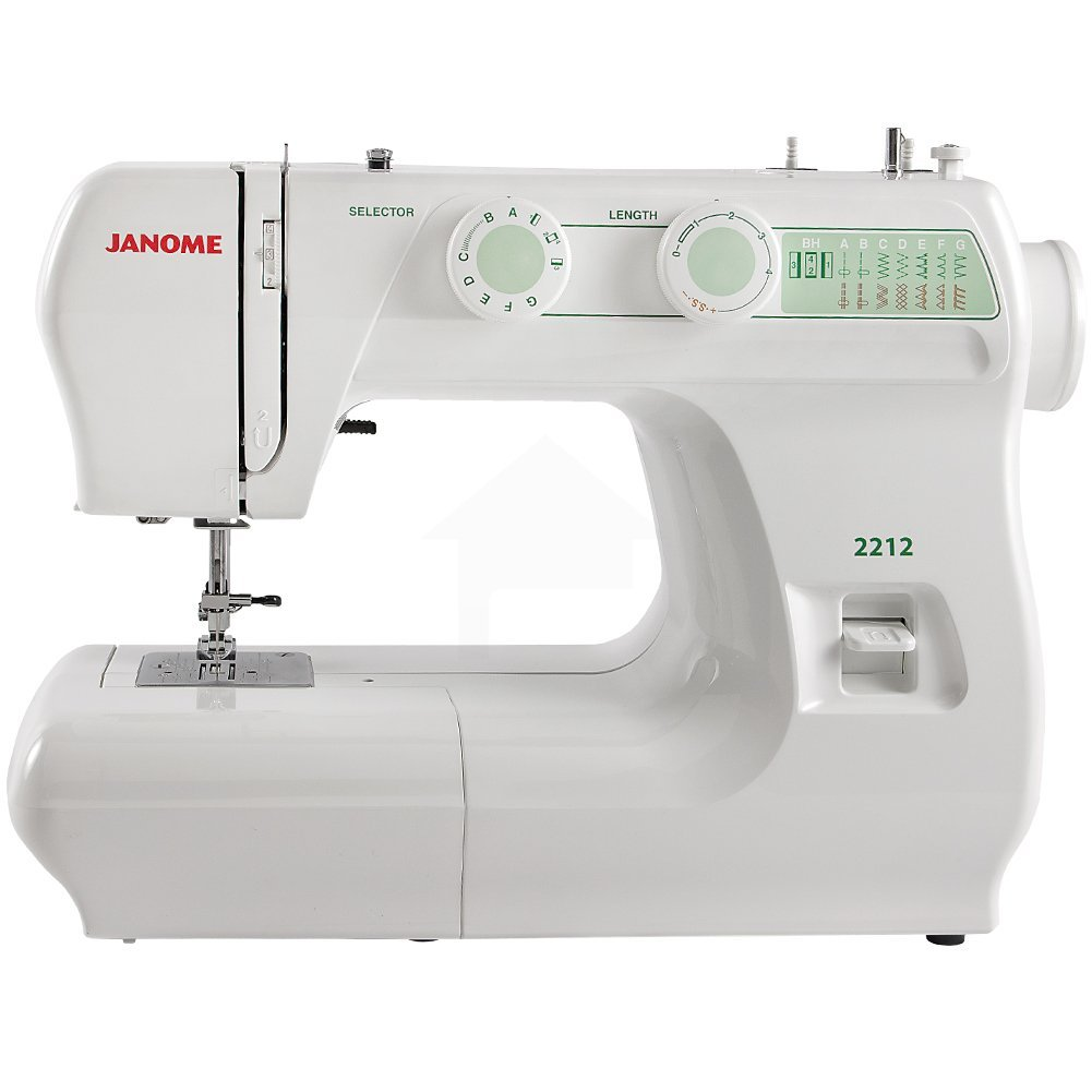 Janome sewing machine review: Definitely Janome's best!