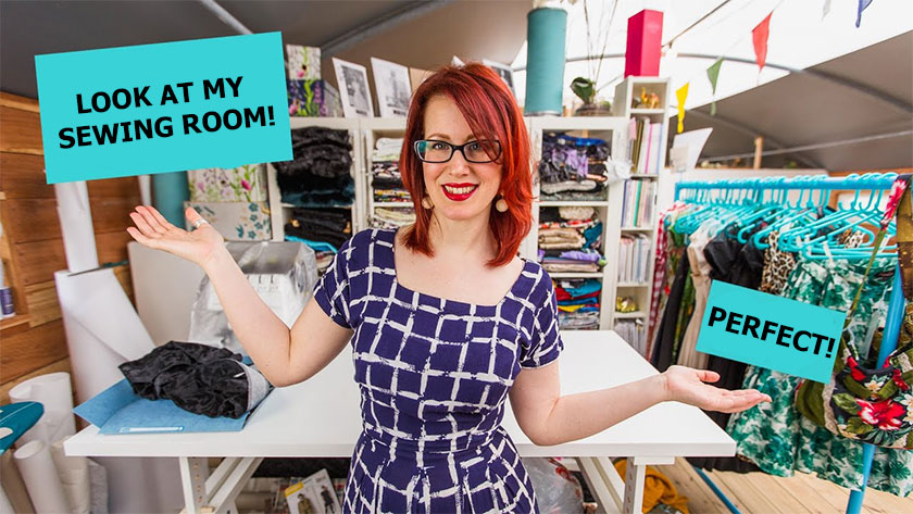 setting up a sewing room: Learn How to Set up Your Own Sewing Room