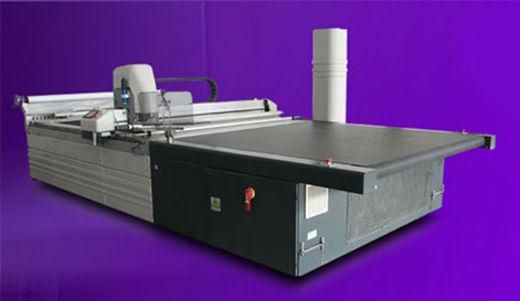 types of cutting machines used in garment industry: Fully Automatic Cutting Machines