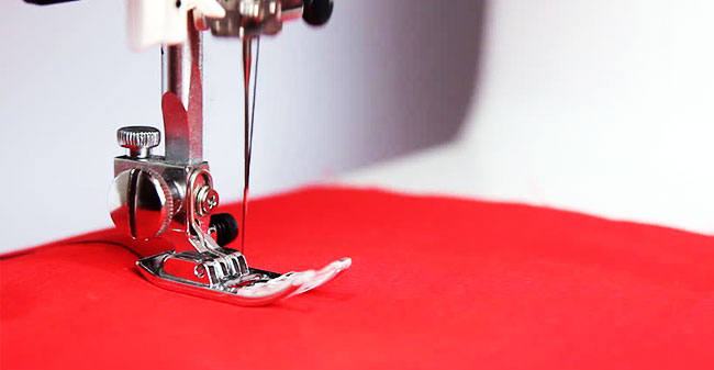 How to Backstitch with a Sewing Machine