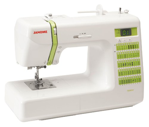 Janome DC2012 review