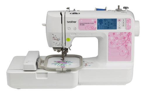 Brother PE500 Embroidery Machine: Your ultimate choice