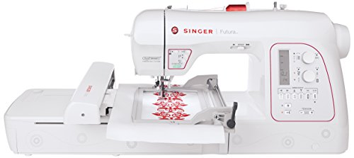 Singer Futura XL 580: this feature-rich embroidery & sewing machine should be your first choice