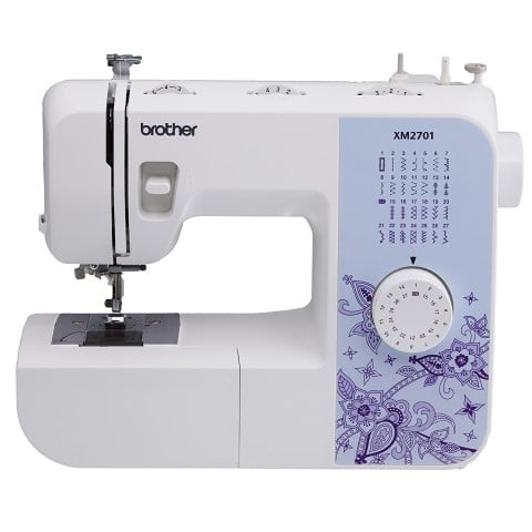 Brother XM2701: best sewing machine for beginners