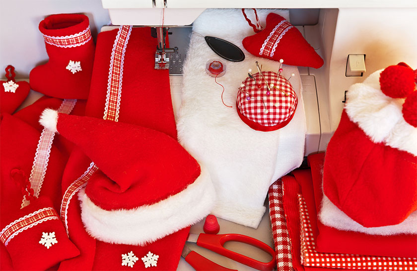 & Merry Christmas - A Few Great Sewing Gift Ideas for Christmas