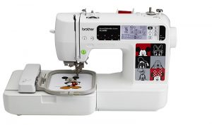 Brother PE540D Embroidery Machine: A product you'd definitely try