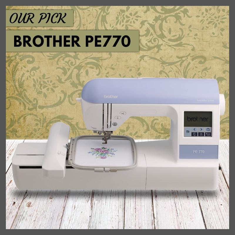 BROTHER PE770