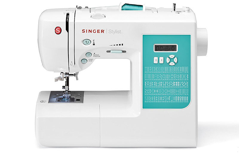SINGER 7258 Stylist review (Award-Winning Sewing Machine)