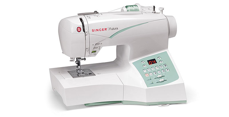 SINGER Futura CE-250 Review (Sewing and Embroidery Combo Machine)