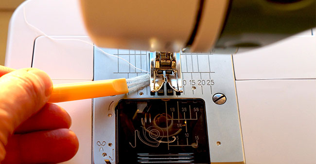 How To Oil Sewing Machines At Home A Step By Step Guide Mesmerizing Substitute For Sewing Machine Oil