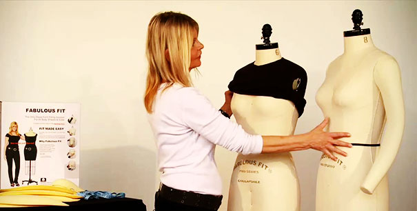 how to make your own dress form: padding your dress form is an important part you can't ignore