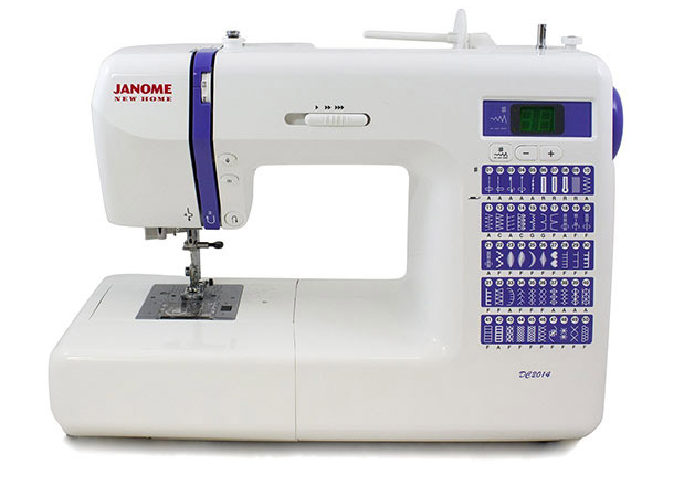 Janome DC2012 review (Computerized Sewing Machine)