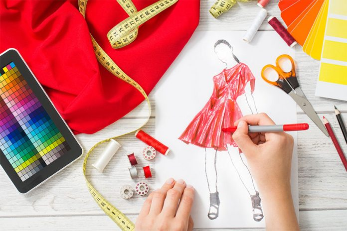 Different Ways of Drawing your Own Dress Pattern
