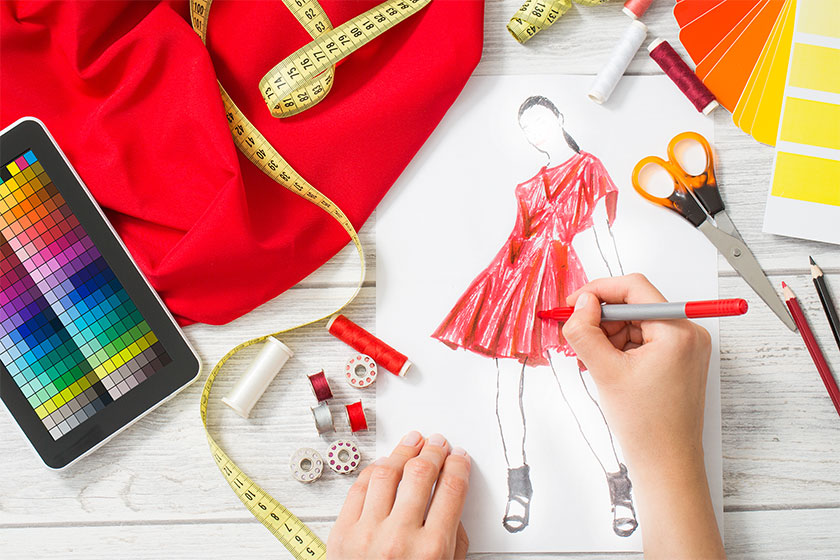 How You Can Design Your Own Dress Pattern In 6 Steps Or Less