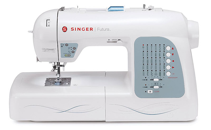 SINGER Futura XL-400 review (Computerized Sewing and Embroidery Machine)