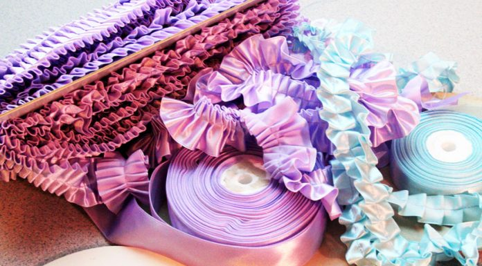 Learn to Sew Stunning Ruffles with a Ruffler Foot