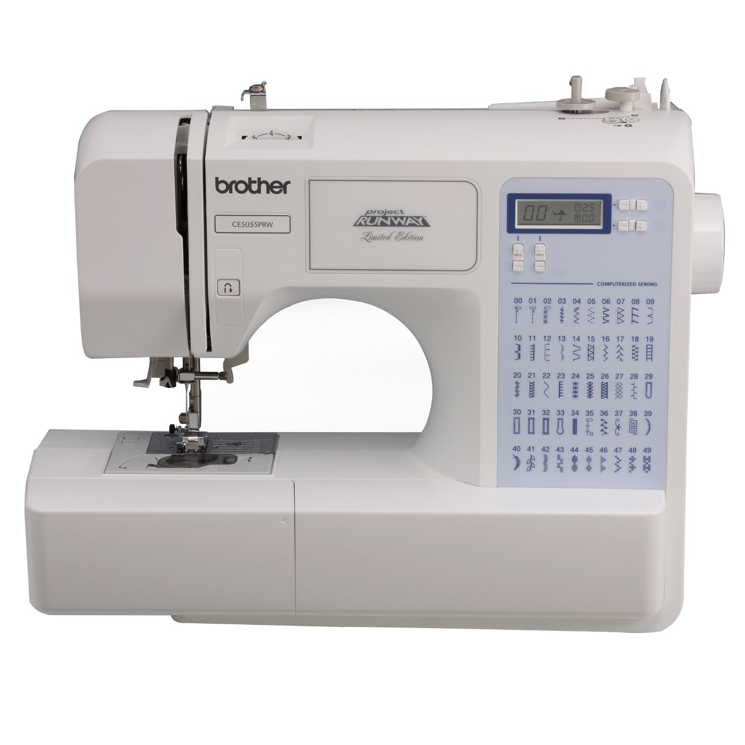 Best Brother Sewing & Embroidery Machine Review: Always on the go? This portable combo machine is for here you
