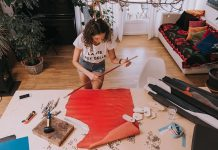 Learn the Easy Steps to Make a Sewing Table