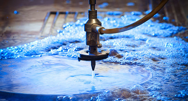 Water Jet Cutting Machines