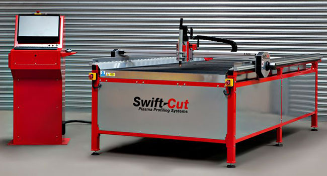 Plasma Torch Cutting Machine