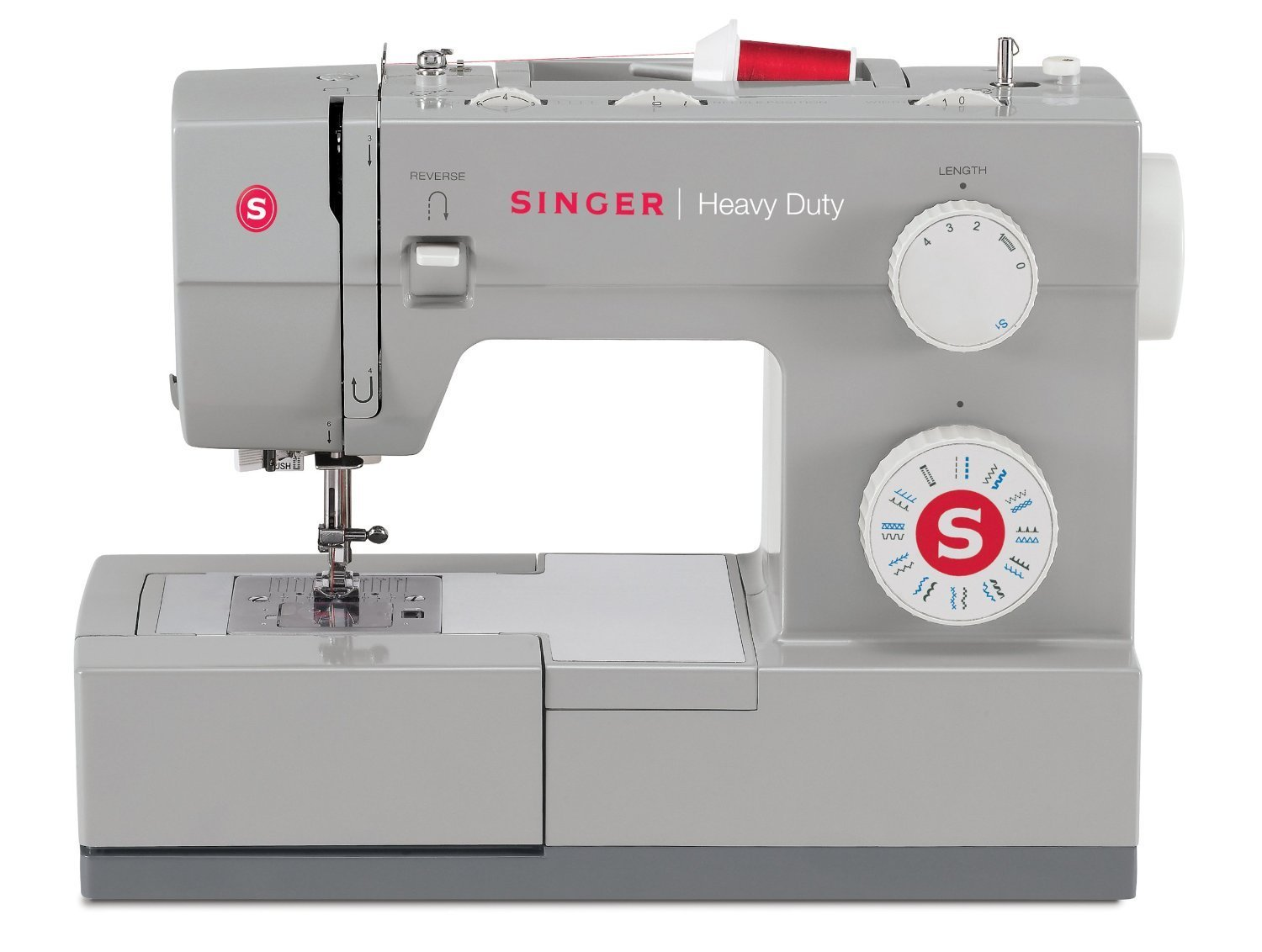 Singer Sewing and Embroidery Machine: May lack in some features, but could meet all your needs