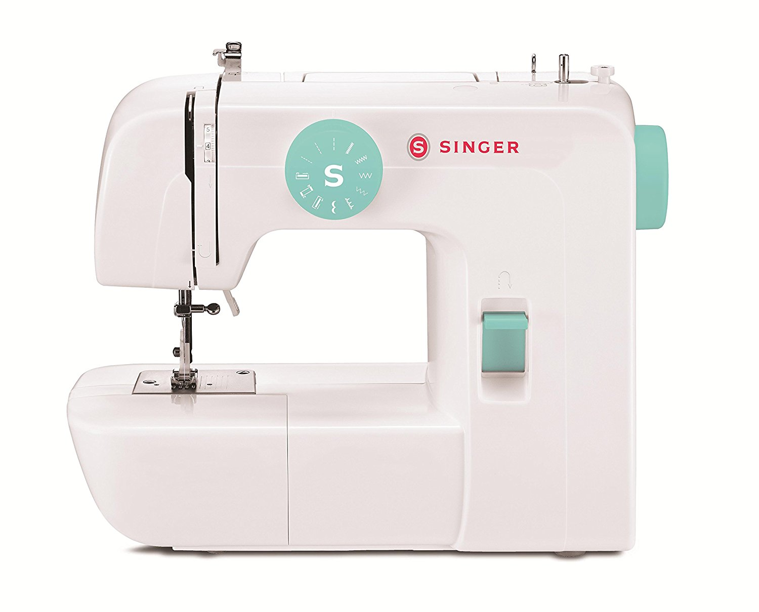 Singer Sewing and Embroidery Machine: A budget-friendly machine Singer offers