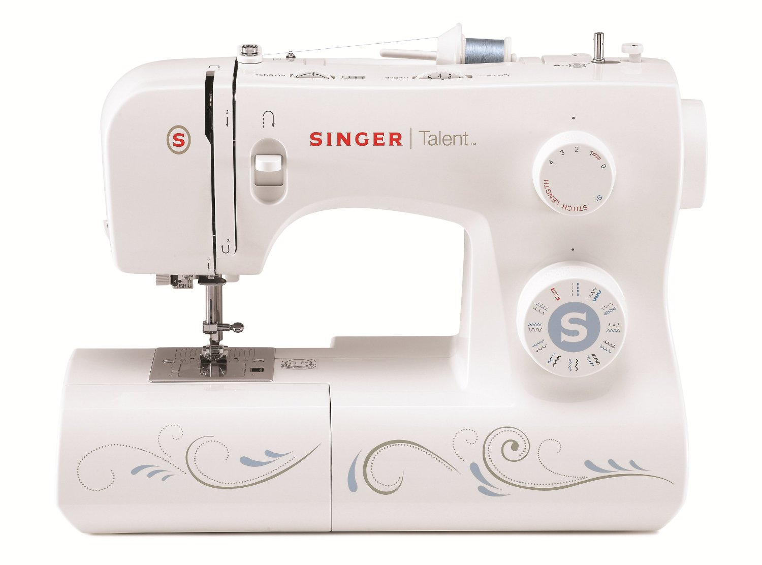 SINGER 3323S Portable Sewing Machine