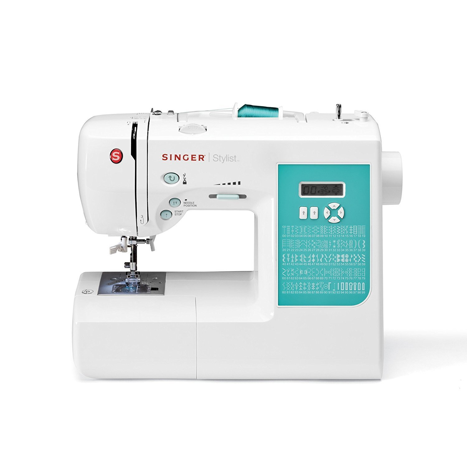 Singer sewing and embroidery machine: Definitely the best sewing and embroidery machine Singer has to offer