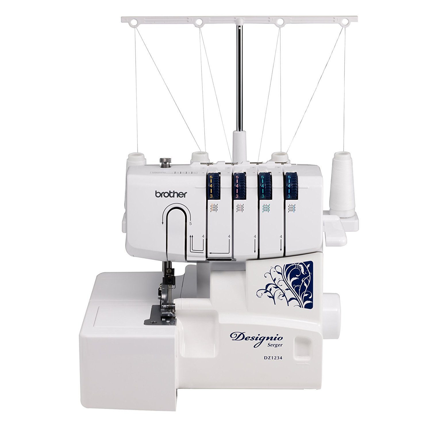 best serger machine: Choose this if you're a pro